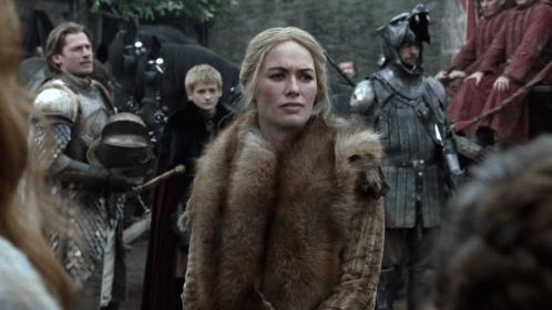Lena Headey, Nikolaj Coster-Waldau, Jack Gleeson, Rory McCann, Game of Thrones, Winter is Coming, 01