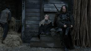 Peter Dinklage, Rory McCann, Game of Thrones, Winter is Coming, 01