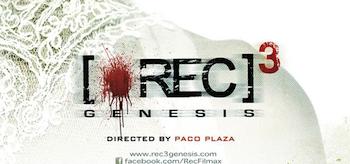 [REC] Genesis Movie Poster, 02