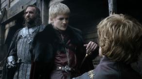 Rory McCann, Peter Dinklage, Jack Gleeson, Game of Thrones, The Kingsroad, 01