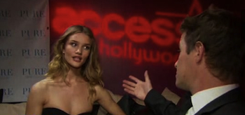 Rosie Huntington-Whiteley, Transformers: Dark of The Moon, CinemaCon 2011