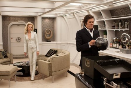 January Jones, Kevin Bacon, X-Men: First Class