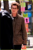 Andrew Garfield, The Amazing Spider-Man, New York City, Set 03