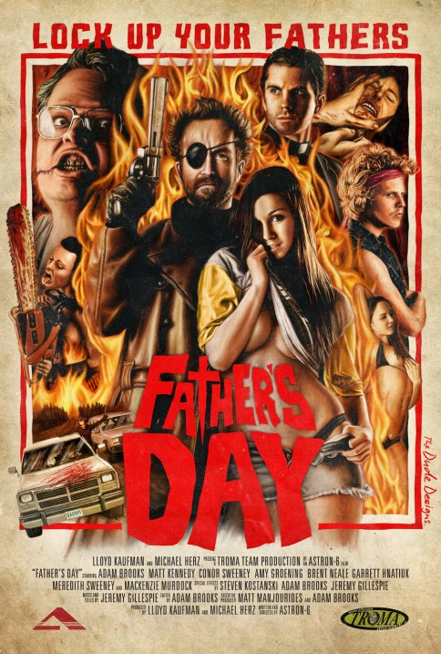Father's Day Movie Poster, 01