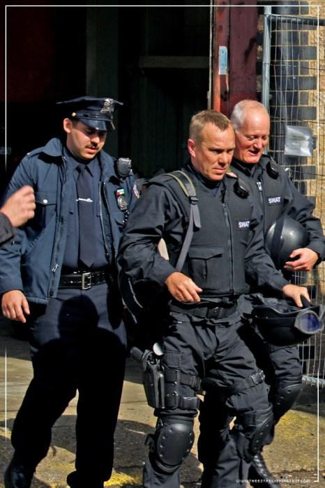 Gotham City Police, The Dark Knight Rises, London Set, 01