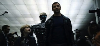 Hugh Jackson, Dakota Goyo, Real Steel