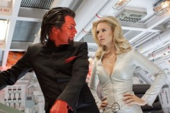 Jason Flemyng, January Jones, X-Men: First Class