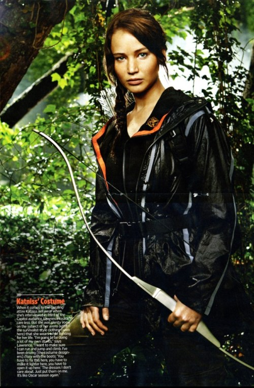 Jennifer Lawrence, The Hunger Games, Entertainment Weekly, May 2011, 02