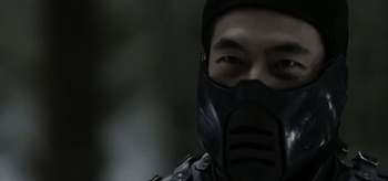 Kevan Ohtsji, Mortal Kombat: Legacy, Scorpion and Sub-Zero