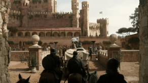 King's Landing, Game of Thrones, Lord Snow, 01