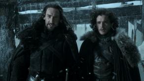 Kit Harington, Joseph Mawle, Game of Thrones, Lord Snow, 02