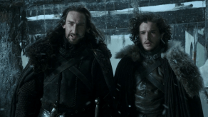 Kit Harington, Joseph Mawle, Game of Thrones, Lord Snow, 02