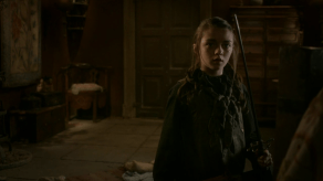 Maisie Williams, Game of Thrones, Lord Snow, 01