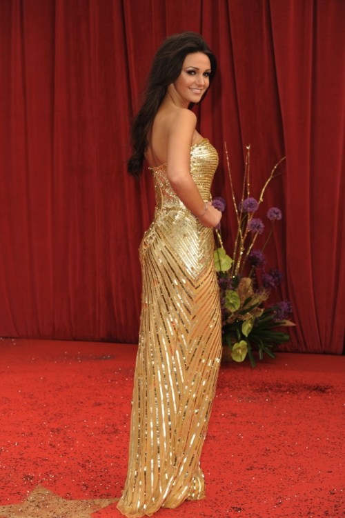 Michelle Keegan, British Soap Awards 2011, 05