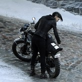 Rooney Mara, The Girl with the Dragon Tattoo, Sweden Set, 01