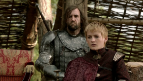 Rory McCann, Jack Glessosn, Game of Thrones, The Wolf and the Lion
