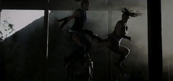 Samantha Tjhia, Jolene Tran, Mortal Kombat, Kitana and Mileena