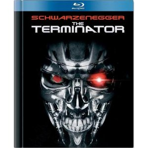 The Terminator: Limited Edition Blu-ray Cover