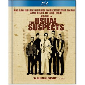 The Usual Suspects Blu-ray Limited Edition Cover