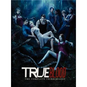True Blood: Season 3 DVD Cover