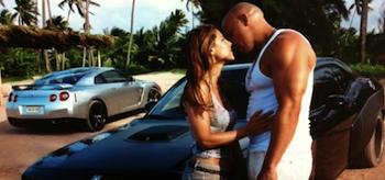 Vin Diesel, Elsa Pataky, Fast Five