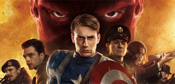 Captain America: The First Avenger, International Movie Poster, 02