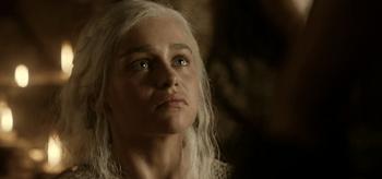 Emilia Clarke, Game of Thrones, Baelor