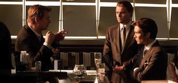 Leonardo DiCaprio, Christopher Nolan, Cillian Murphy, Inception, 2010