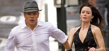 Matt Damon, Emily Blunt, The Adjustment Bureau