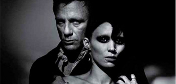 The Girl With The Dragon Tattoo, 2011, International Movie Poster, 02