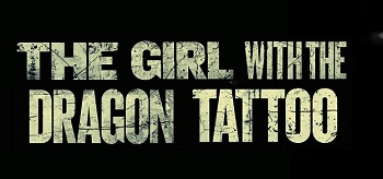 The Girl with the Dragon Tattoo 2011 Logo