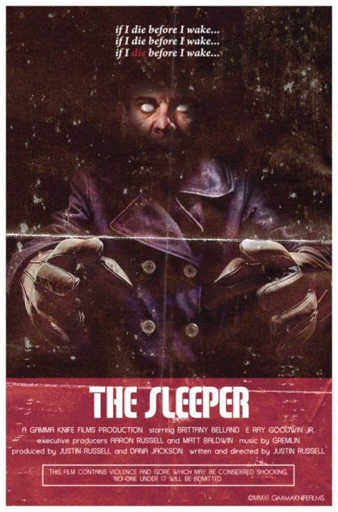 The Sleeper 2011 Movie Poster