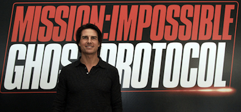 Tom Cruise, Mission: Impossible - Ghost Protocol, 2011