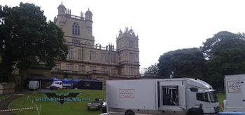 Wollaton Hall, The Dark Knight Rises, 2012, Set Photo, 04