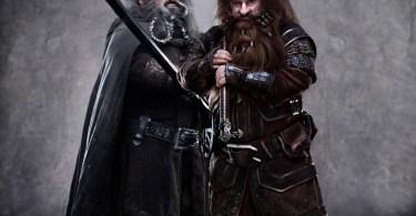 John Callen, Peter Hambleton, The Hobbit, 2012-2013, 01