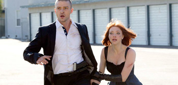 Justin Timberlake, Amanda Seyfried, In Time, 2011