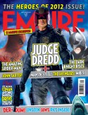 Karl Urban, Dredd, Empire Magazine, September 2011, Cover, 02