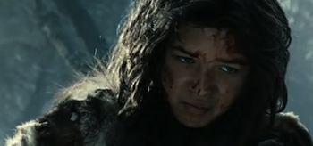 CONAN THE BARBARIAN (2011) Red Band Movie Clip: 'When Blood