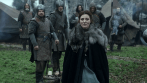 Michelle Fairley, Game of Thrones, Fire and Blood, 01