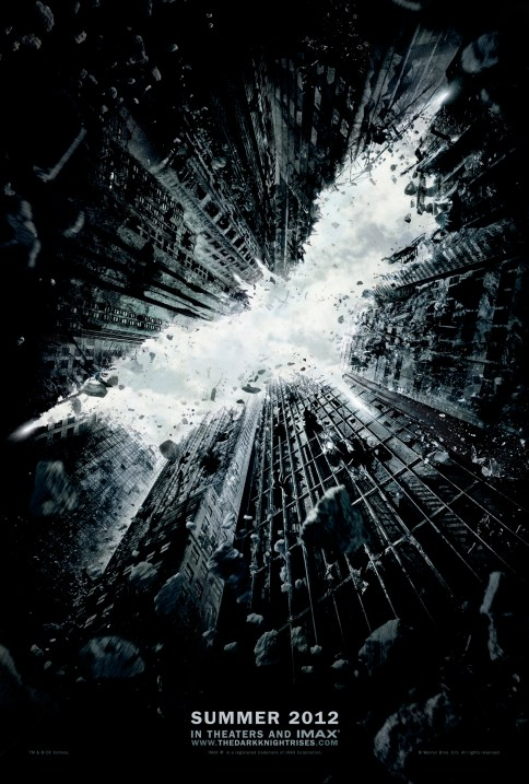The Dark Knight Rises, 2012, Teaser Poster, 01
