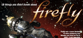 18 Things You didn't about Firefly Infographic, 02