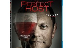 The Perfect Host Blu-ray Cover