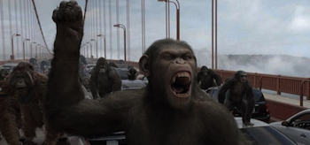 Caesar, Rise of the Planet of the Apes 2011