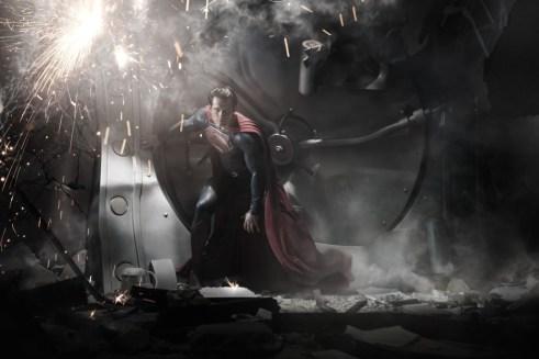 Henry Cavill, Superman, Man of Steel, 2012, 01