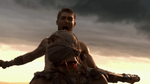 Liam McIntyre, Spartacus Vengeance, 05