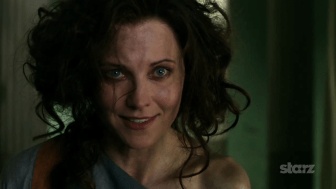 Lucy Lawless, Spartacus Vengeance, 02
