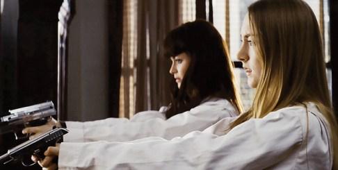 Saoirse Ronan, Alexis Bledel, Violet & Daisy, 2011, 01