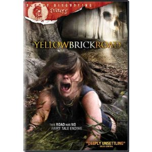 Yellow Brick Road, DVD Cover