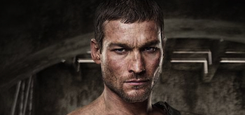 Andy Whitfield, Spartacus Blood and Sand