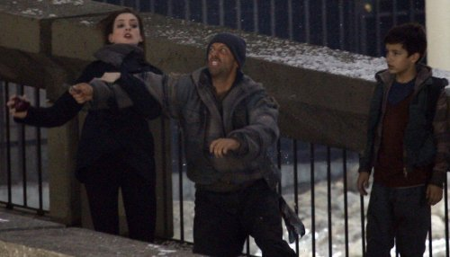 Anne Hathaway, The Dark Knight Rises 2012, Set 02
